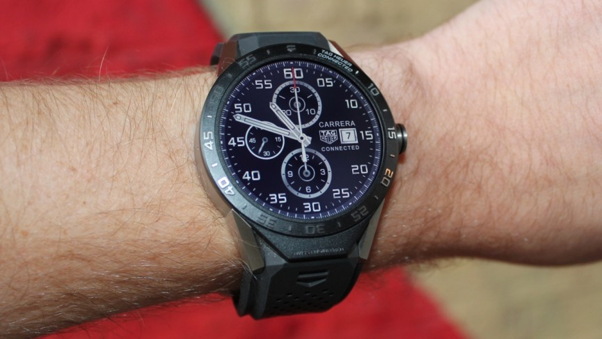 Tag Heuer Connected Replica