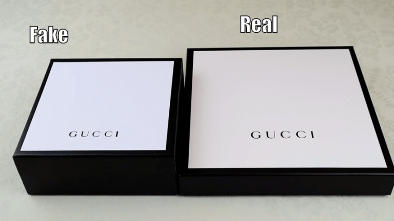 How to Spot Fake Gucci Belts