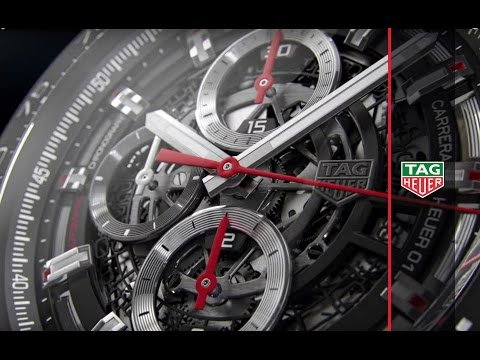 Introducing the TAG Heuer Connected