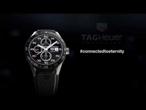 TAG Heuer | Discover the TAG Heuer Connected