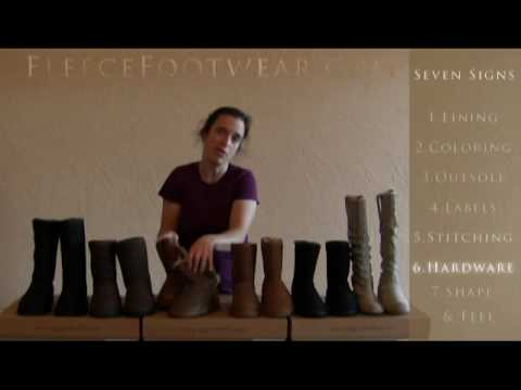 How to spot fake UGG Australia Boots – Fleecefootwear.com