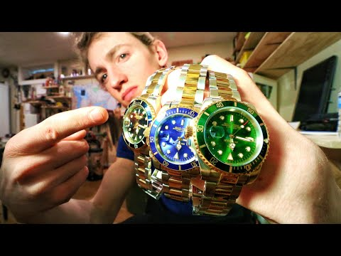Why I Wear Fake Rolex's