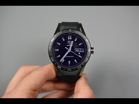 TAG Heuer Connected Unboxing and Tour!